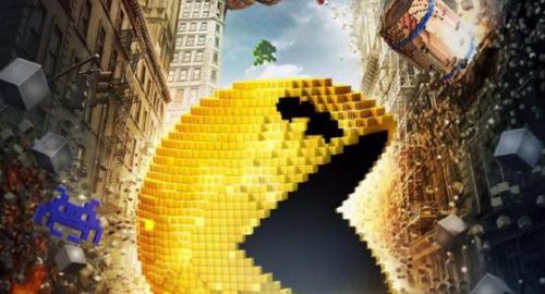 Pixels, al cinema dal 29 luglio